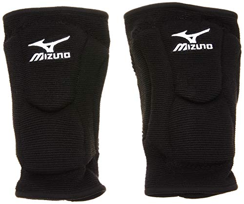 Mizuno Elite 9 SL2 Volleyball Kneepad, Black, Small