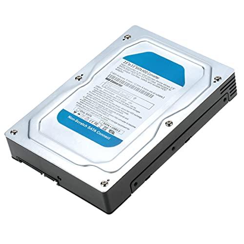 """YWSZJ Adaptador Convertidor SATA De Una Bahía De 2,5""""a 3,5"""" USB 3.0 Caja De Disco Duro Externo Unidad De Disco Duro Interno SSD Bandeja De Acoplamiento"""