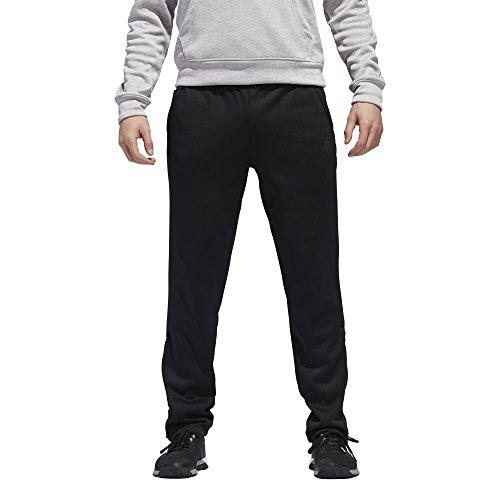 adidas Men's Athletics Team Issue Fleece Slim Pant, Black, Medium