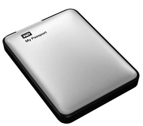 WESTERN DIGITAL Disco duro externo portátil - My Passport - USB 3.0,...