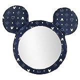ベビーミラー ディズニー ミッキーマウス カーアクセサリー 鏡 …