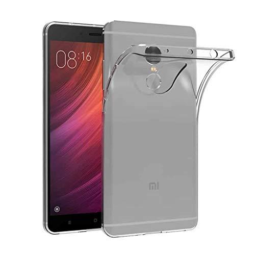 Coque pour Xiaomi Redmi Note 4, Transparent