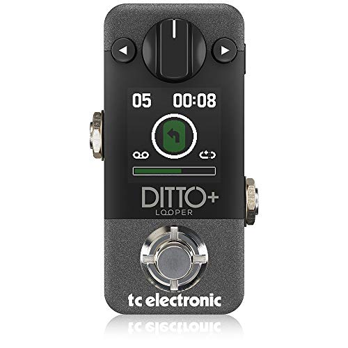 loop station review loopstation comparison tc eletronic ditto+ plus looper
