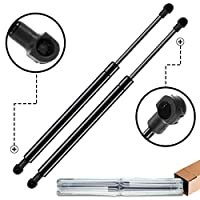 A-Premium Tailgate Rear Trunk Lift Supports Shock Struts for BMW E90 325i 328i 330i 335i M3 2006-2010 Sedan Only 2-PC Set