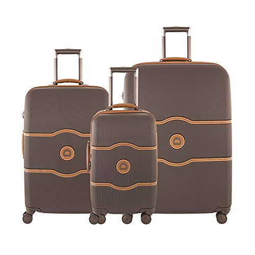 Delsey Paris Chatalet 3-Piece Luggage Set on Amazon
