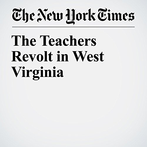 The Teachers Revolt in West Virginia copertina