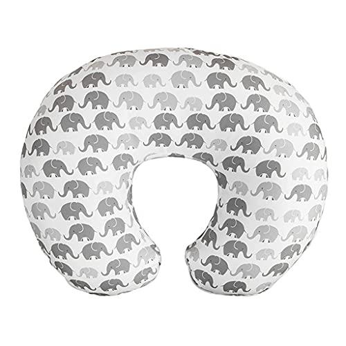 COMEYER Funda de almohada elástica en forma de U para bebé,
