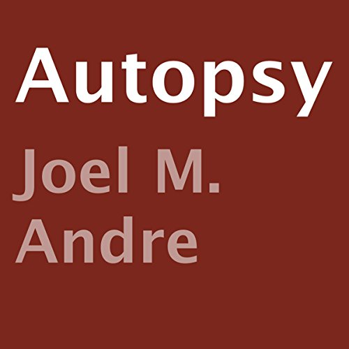 Autopsy audiobook cover art