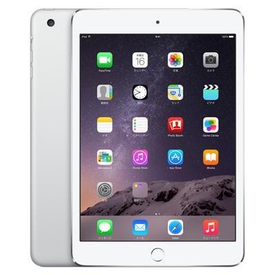 『Apple iPad mini3 Wi-Fi Cellular (MGJ12J/A) 64GB シルバー 【国内版SIMフリー】』のトップ画像