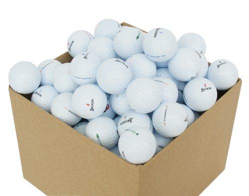 Second Chance Srixon 100 Balles de golf Récupération...