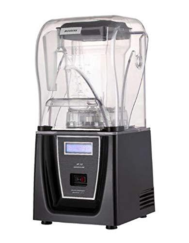 Blender professionnel pour plan de travail 1,5 l 1,8 kW Mélangeur en verre haute puissance pour boissons glacées milkshake et smoothies
