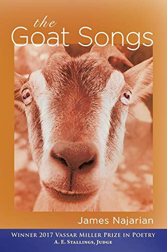 Image of The Goat Songs (Volume 25) (Vassar Miller Prize in Poetry)
