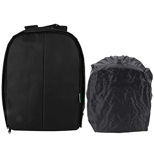 Camera Backpack,Outdoor Large Travel Waterproof DSLR SLR Camera Backpack Anti-theft Nylon Bag