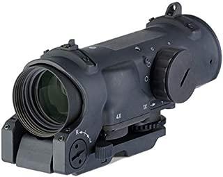 Elcan SpecterDR 1x/4x Optical Sight, 7.62mm, CX5396 Illum Crosshair Reticle, Flat Dark Earth