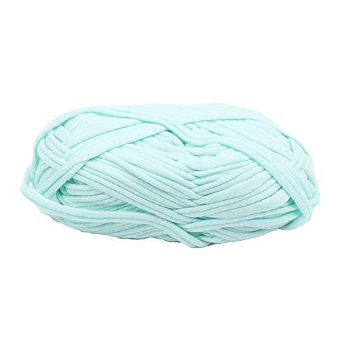 KOMOSO Hilo suave súper grueso para ganchillo cómodo de moda caliente suave sedoso hecho a mano manta hilados para hacer punto 4 piezas
