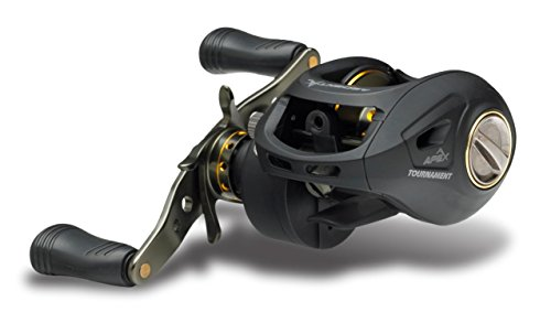 Ardent Apex Tournament Baitcasting Reel, 6.5:1 Gear Ratio, 8+1 BB, Right Handed