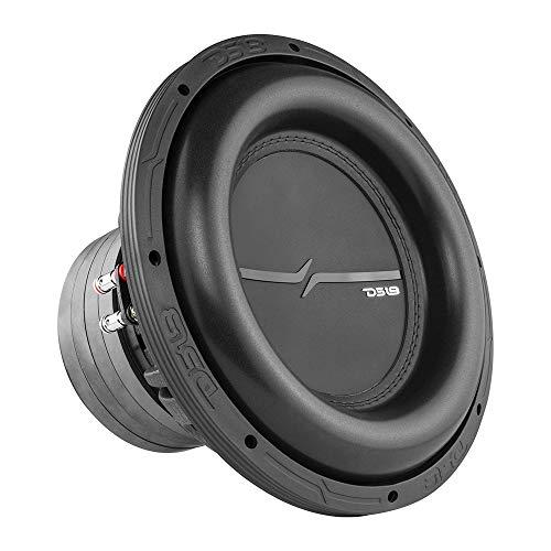 """DS18 ZXI12.4D 12"""" High Excursion Car Subwoofer - 2000 Watts Dvc 4 Ohm (1 Speaker)"""