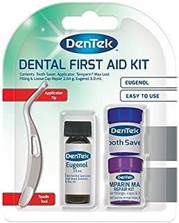 DENTEK Dental First Aid Kit (Pack of 1)