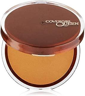 CoverGirl Queen lasting matte pressed powder - golden medium #Q415
