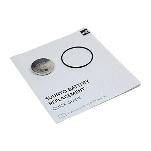 Suunto Lumi / Core Wristop Computer Battery Kit
