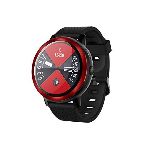 Top de la Industria de Relojes Inteligentes con 2 + 16G para Vender a través de los Modelos de Super explosión Ebay Amazon Wish-Red