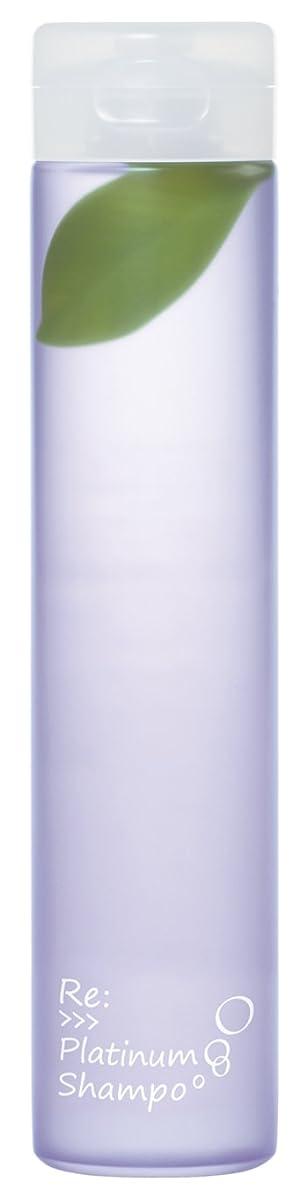 自分の一貫性のない知るアジュバンRE:プラチナムシャンプー 300ml