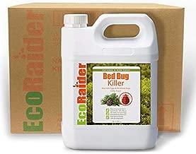 EcoRaider Bed Bug Treatment 1 Gallon (1 CASE 4 JUG OF 1 GAL)