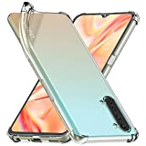 ebestStar - Funda Compatible con OPPO Find X2 Lite Carcasa Gel Silicona, ángulos Reforzados, Ultra Claro Case Cover, Transparente [Phone: 160.3 x 74.3 x 8 mm, 6.4'']