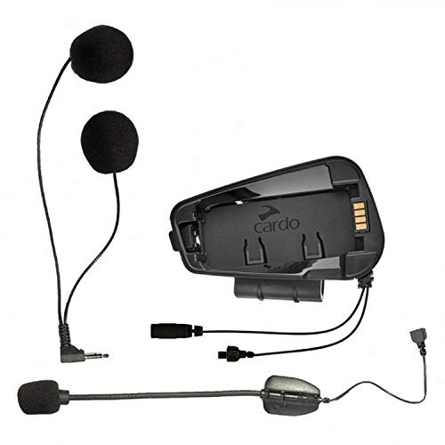 Scala Rider - Kit de Audio y micrófono para intercomunicador de Casco Freecom (1-2/4)