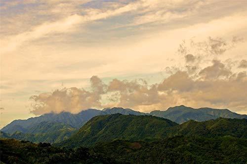 Diy Pintura Al Óleo Pintura Por Número Kit Sierra Madre Montañas Arte De Pared Moderno Lienzo Pintura Regalo Único Decoración Del Hogar 30 * 40cm