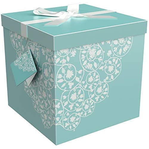 Large White Gift Box Amazon Com