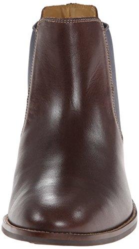 Cole Haan Men's Lenox Hill Chelsea Boot,Chestnut Water Proof,7.5 M US
