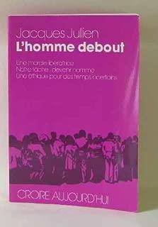 HOMME DEBOUT