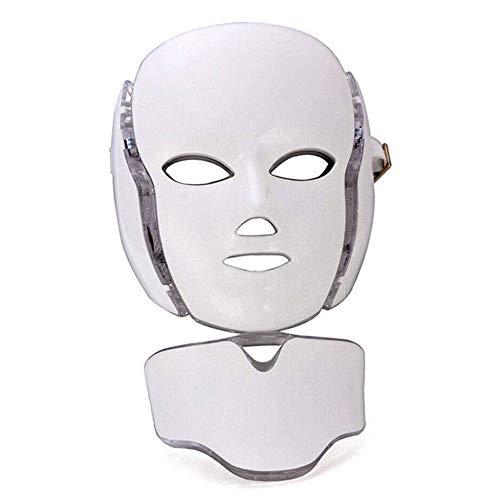 Máscara de terapia con LED Tratamientos para el acné Active el colágeno...