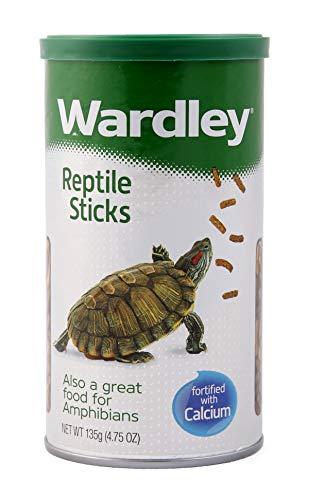 Wardley Premium Amphibian and Reptile Sticks - 4.75oz