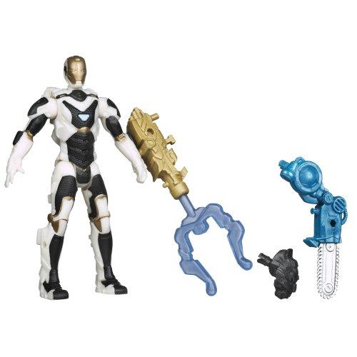 Marvel Iron Man 3 Avengers Initiative Assemblers Interchangeable Armor System Starboost Iron Man Figure