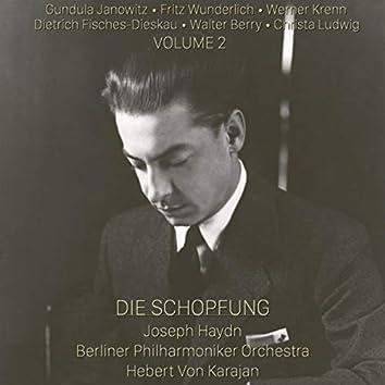 Joseph Haydn: Die Schöpfung (Volume 2)
