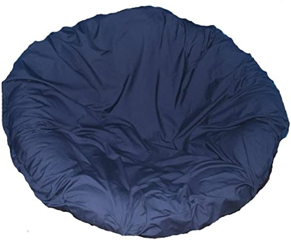 Navy Papasan Cushion Cover
