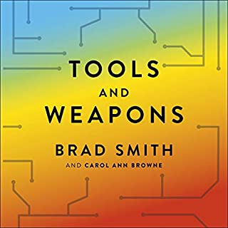 Tools and Weapons cover art