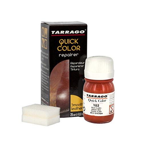 Tarrago Quick 25ml, Pinturas y tintes Unisex Adulto, Rojo (Bright Red 102), 20 mL