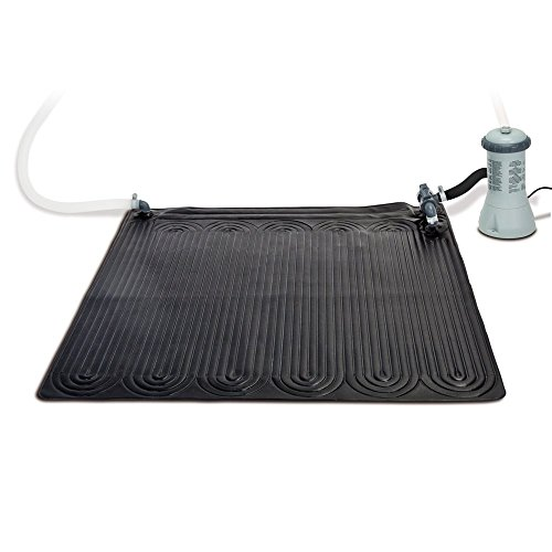 Intex Solar Heater Mat for Above Ground Swimming Pool, 47in X 47in (Renewed)