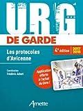 Urg' de garde 2017-2018 - Les protocoles d'Avicenne