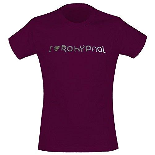 Prodigy - Girl Shirt I love Rohypnol (in S)