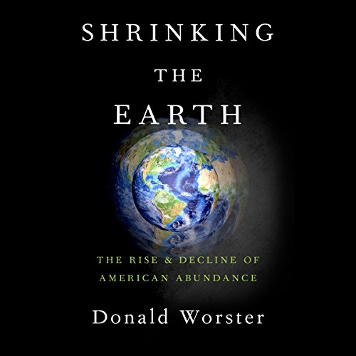 Shrinking the Earth audiobook cover art
