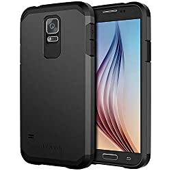 top rated JETech Samsung Galaxy S5 Case, Protective Cover, Black 2021