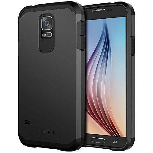 JETech Funda Compatible con Samsung Galaxy S5, Diseño