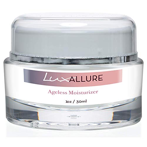 LUX Allure Ageless Moisturizer - Breakthrough Formula To Boost Collagen and Elastin (1oz)