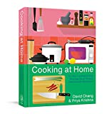 Cooking at Home: Or, How I Learned to Stop Worrying About Recipes (And Love My Microwave): A Cookbook