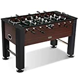 Barrington 56 Inch Premium Furniture Foosball Table, Soccer Table,...