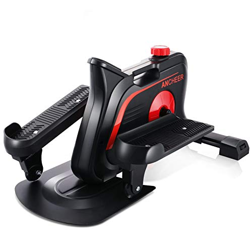 ANCHEER Elliptical Machines, Mini Compact Strider Elliptical,Under Desk Elliptical Trainer...